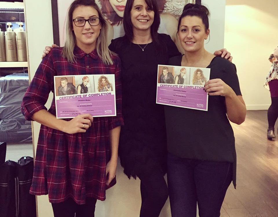 HEADROMANCE - HAVANT - HAIR SALON - GOLDWELL - TRAINING