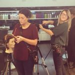 headromance - goldwell - training academy